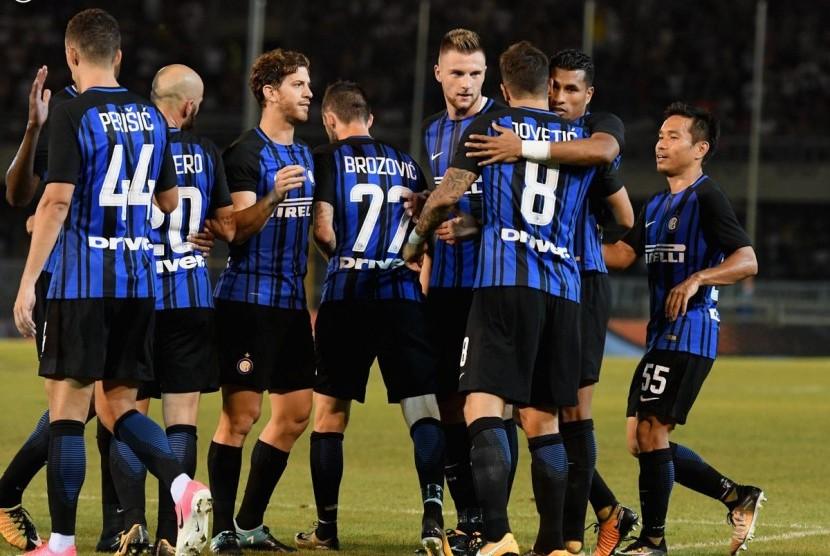 Inter Milan Taklukkan Villarreal, 3-1