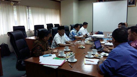 DKP Riau Lakukan Kunjungan Bersama Komisi B DPRD Riau