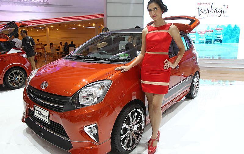 Foto Adik Avanza Beredar, Toyota Astra No Comment