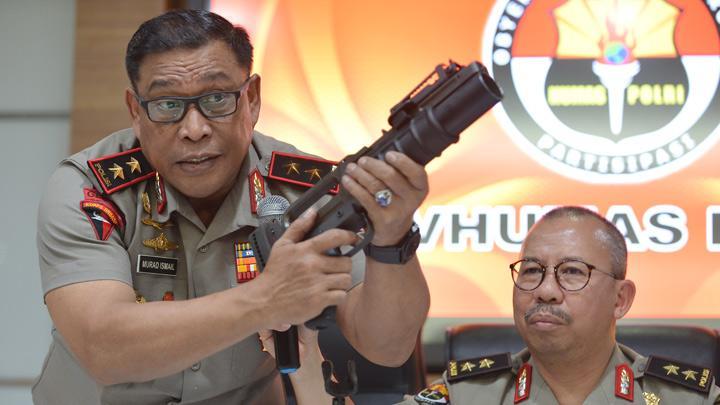 Polri Mendorong Tiga Perwira Tingginya Maju di Pilkada 2018