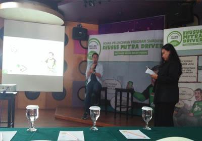 Gojek Bantu Mitra Driver Pekanbaru Kurangi Pengeluaran