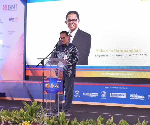 Bank Riau Kepri Sabet 2 Award Pada Ajang Top Bank 2018