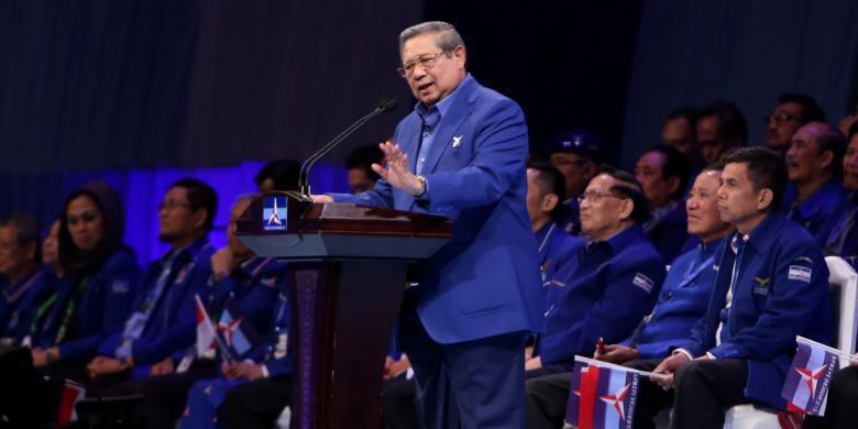 Demokrat: Pertemuan SBY-Zulkifli Hasan Bahas Pilpres 2019