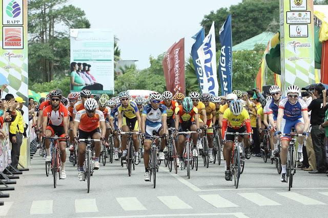 Event Tiada Henti,Jelang Tour de Siak.