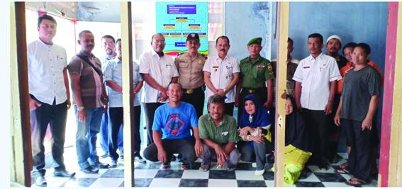 Lurah Sukajadi Luncurkan Bank Sampah Kamboja Indah