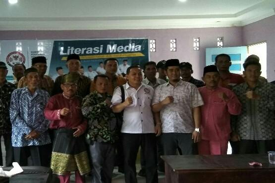 KPID Riau Dorong Pemda Meranti Bangun Lembaga Penyiaran