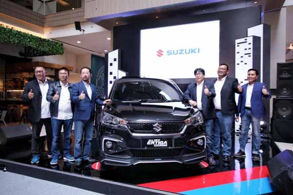 Tampil Agresif dan Sporty, All New Ertiga Suzuki Sport Lebih Istimewa