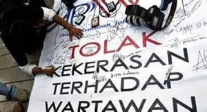 Oknum TNI AU Penganiaya Jurnalis Dapat Dijerat Pasal Berlapis